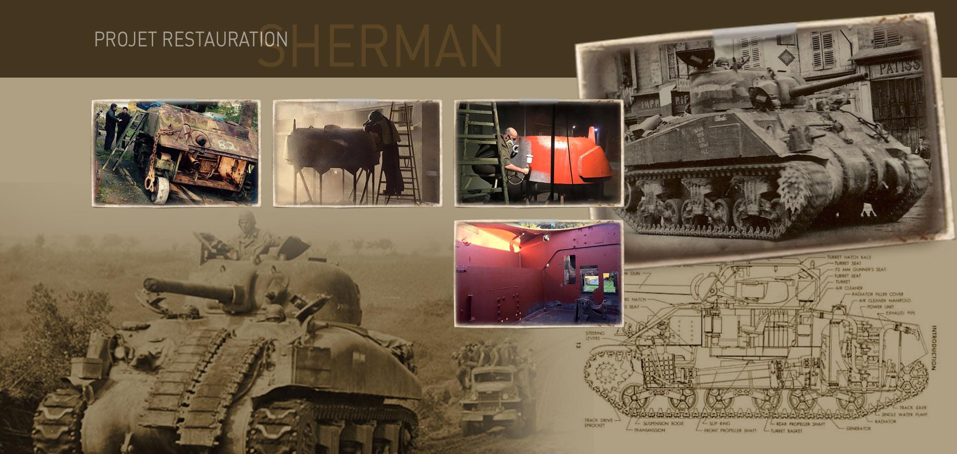 Restauration Sherman