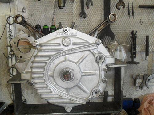 Harley Davidson - type WLA