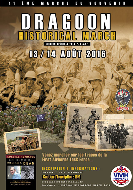 DAGOON – HISTORICAL MARCH