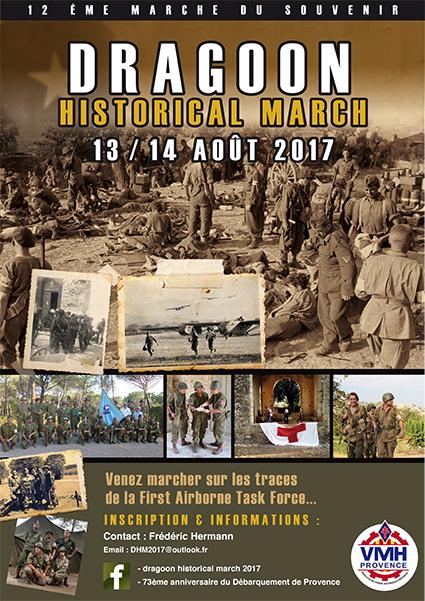Programme Débarquement Provence 2017